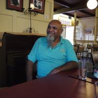 Wally Cooper, Glenrowan (VIC), 23 November 2010.