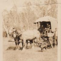 Picnic on Rubicon River, circa 1900