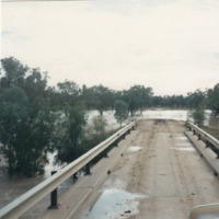 Thalaba Bridge (NSW), circa 1990.
