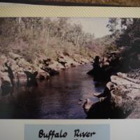 Fieldwork at Buffalo River (VIC), February, 1984.