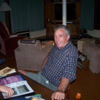 Portrait of Geoffrey Reilly, Condamine (QLD), 27 September 2010