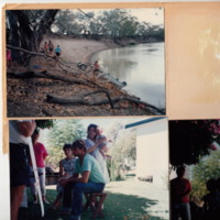 Boating on Darling 1987-01-25
