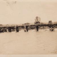 Bridge, [Goulburn River, no date]