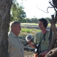 (L to R) Kevin Eastburn and Hamish Sewell, Eulo, 2010