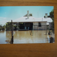 Flooding of the Hannan property, n.d.