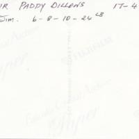 NEIMUR PADDY DILLONS | 17-4-2003 | JIM. 6-8-10-24LB
