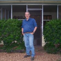 Rory Treweeke, Angledool Station (NSW), 10 October 2010.