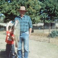 Dessie Obst (right), 1980s