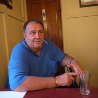 Pat Larkin, Glenrowan (VIC), 23 November 2010.