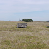 Coorong and Lower Lakes, [remains of historic fishing boat], 2011