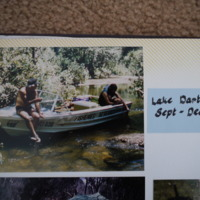 Fieldwork at Lake Dartmouth (VIC), September-December, 1980.
