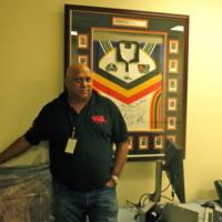 Portrait of Phil Duncan, Parramatta (NSW), 1 March 2011.