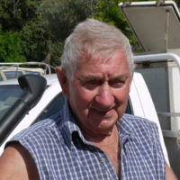 Portrait of Bill Lever, Wentworth (NSW), 8 November 2010.