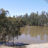 Goulburn River, near Mooroopna/Shepparton (VIC), [n.d]