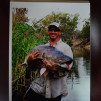 Murray Cod catch, Corowa Anglers Club, [no date]