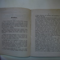 Preface: Trout, Perch and Blackfish. How to catch them by Jack Ryan, After 30 years Angling in Victoria, c. 1911.<br /> Alexandra (VIC), 25 October 2010.