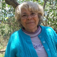 Portrait of Lorna McNiven, Eulo (QLD), 17 October 2010.